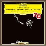 ベートーヴェン:交響曲第6番「田園」&第8番