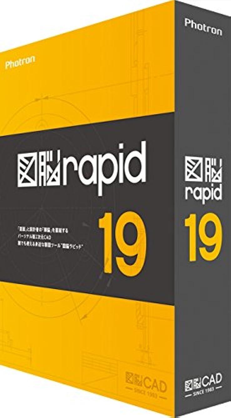 デコレーション代わりのポスト印象派図脳RAPID19(パッケージ)