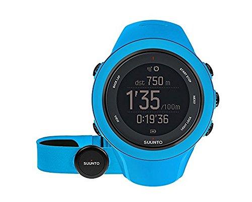 SUUNTO(スント) Ambit3 Sport HR Monitor Running (アンビット3 スポーツ) ランニング GPS搭載 ブルー ハートレート有り [並行輸入品]