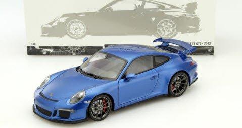 PMA ミニチャンプス 1/18 ポルシェ 911 GT3 (991) 20...