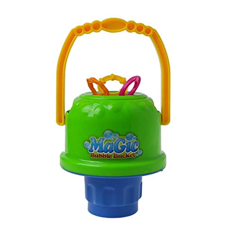 Domybest バブルマシン シャボン 子供 玉製造機 子供のおもちゃ しゃぼん玉発生機 亲子活动 タコ シャボンダマシーン 外遊び プール アウトドア