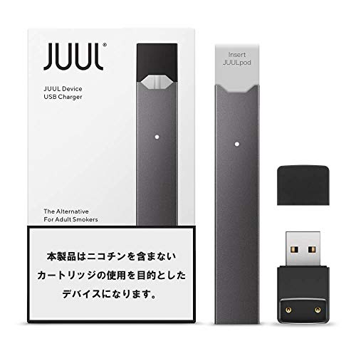 JUUL Basic Kit 本体[正規品] (Black)