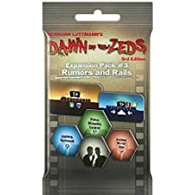 Dawn of The Zeds Pack #3: Rumors and Rails Expansion