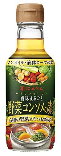 にんべん 野菜コンソメの素 200ml×4本