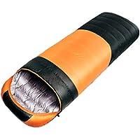 アウトドア超軽量エンベロープスリーピングバッグ超小型サイズキャンプハイキングクライミング1.5kg / 1.7kg超軽量エンベロープスリーピングバッグ