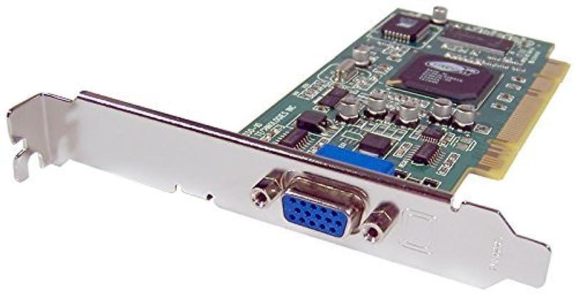 遷移なんでも遷移ATi Rage XL 8MB PCI VGA Video Card 109-72330-10 [並行輸入品]