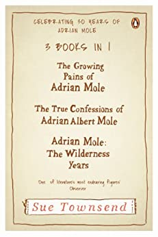 The Adrian Mole Collection by [Townsend, Sue]