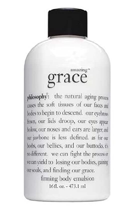 議会帳面切手amazing grace perfumed firming body emulsion (アメイジング グレイス ボディーエミュルージョン) 16.0 oz (480ml) for Women