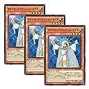 【 3枚セット 】遊戯王 日本語版 SD29-JP015 Lyla, Lightsworn Sorceress ライトロード マジシャン ライラ (ノーマル)