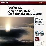ドヴォルザーク:3大交響曲集
