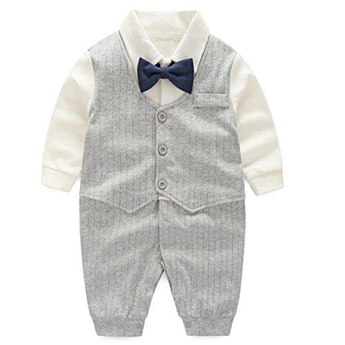 エルフ ベビー(Fairy Baby) ベビーフォーマル セレモニーロンパース 結婚式服