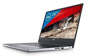 Dell ノートパソコン Inspiron 14 7460 Core i5 Officeモデル シルバー 17Q41HBS/Windows10/Office H&B/14インチFHD/8G/256G