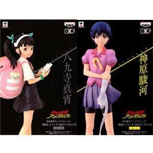 西尾維新アニメプロジェクト 物語シリーズ DXFフィギュア2 全2種セット