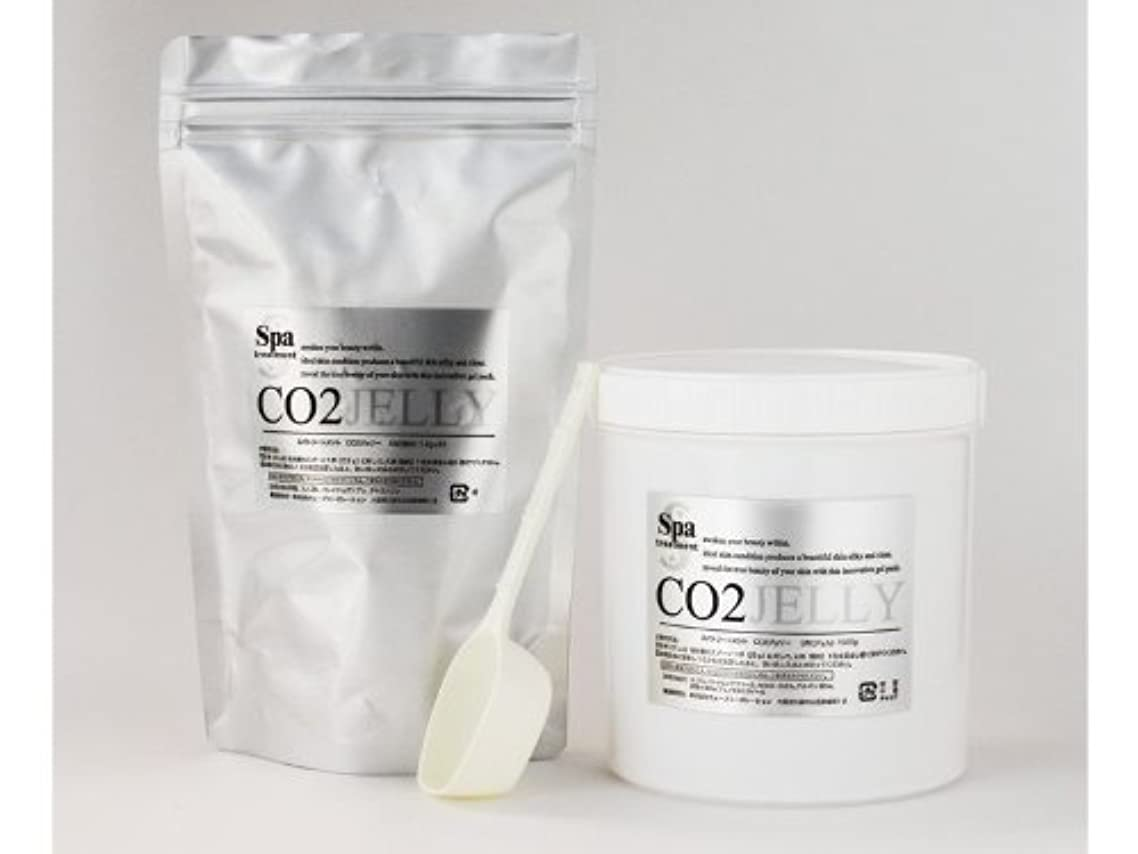 錫肉のパトロンスパトリートメント CO2ジェリー 業務用  40回分