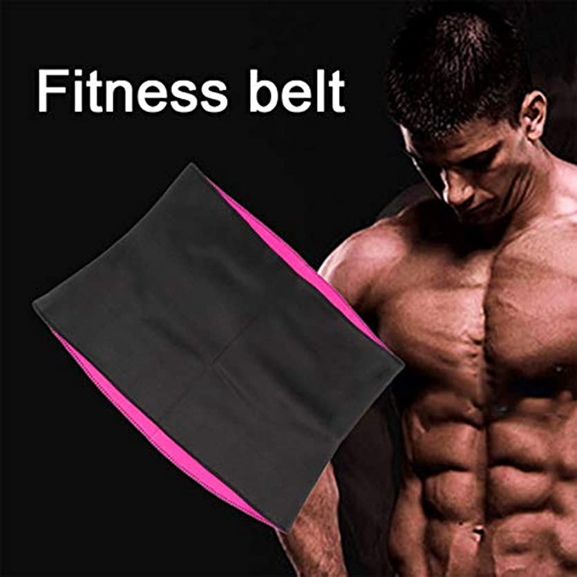 時計回り一回成人期Women Adult Solid Neoprene Healthy Slimming Weight Loss Waist Belts Body Shaper Slimming Trainer Trimmer Corsets