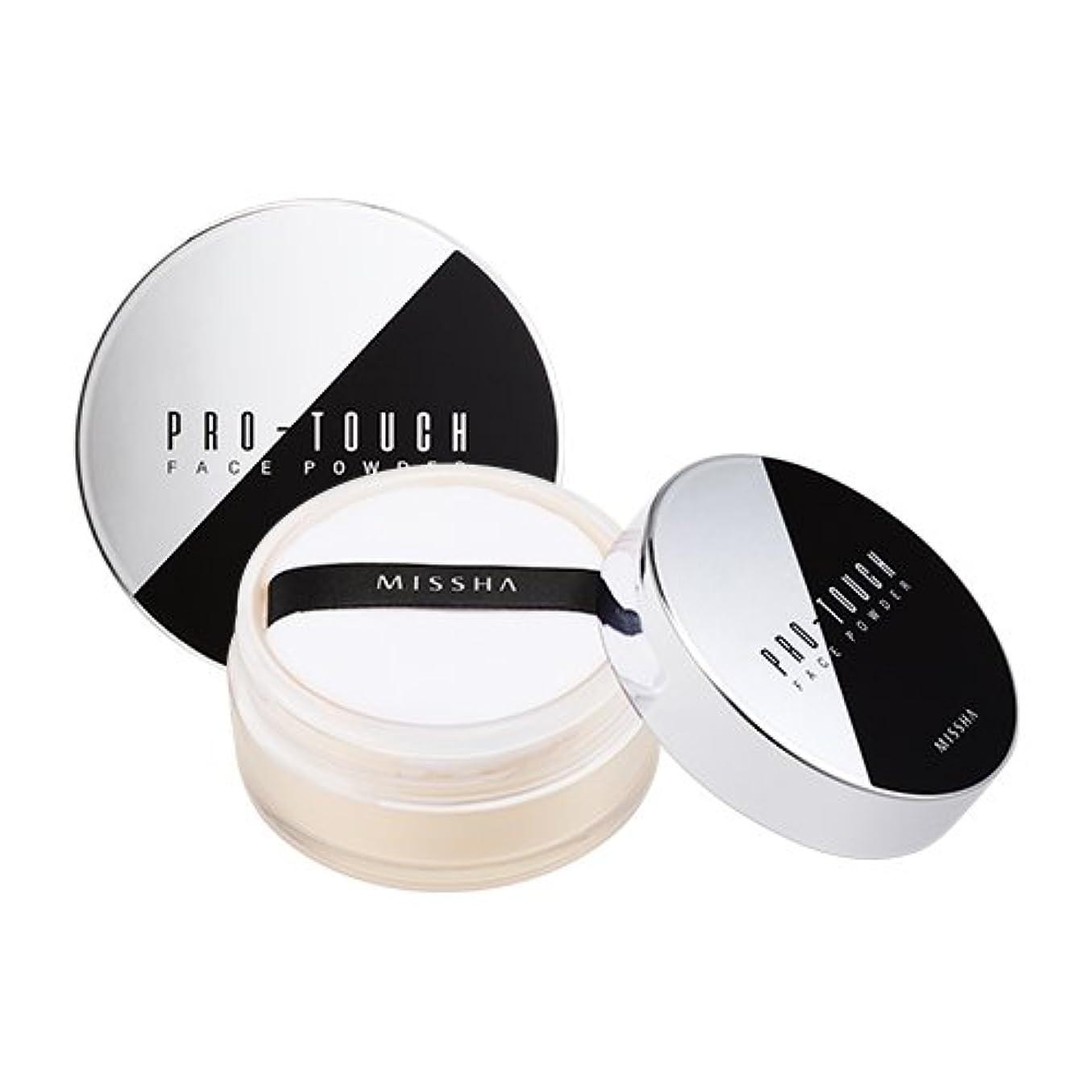 キャベツ水没矩形[New] MISSHA PRO-TOUCH Face Powder (No.23) / ミシャ プロタッチフェイスパウダー (No.23) [並行輸入品]