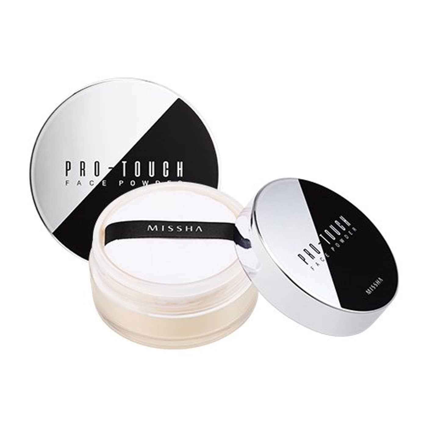選択する協力的真向こう[New] MISSHA PRO-TOUCH Face Powder (No.23) / ミシャ プロタッチフェイスパウダー (No.23) [並行輸入品]