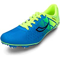 Thestron Unisex-Child Boys Girls Track Shoes with Spikes