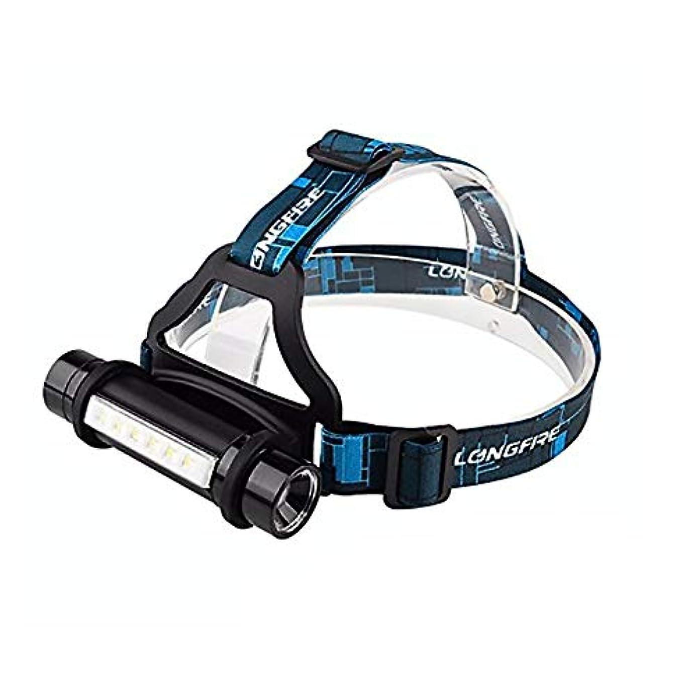 帰るアーサーコナンドイルスマートErosttd LEDヘッドランプ耐久性、防水性、防塵性のヘッドライトはキャンプやハイキングのギアとして機能します
