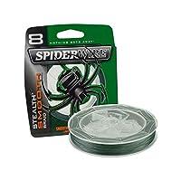 Spiderwireステルススムーズ、15lb | 6.8KG、500yd | 457M Superline–15lb | 6.8KG–500yd | 457M グリーン