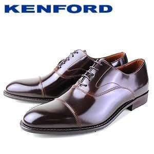 ダークブラウン 24.0 リーガル シューズ ケンフォード KENFORD KB48AJ ダークブラウン メンズ ビジネスシューズ ストレートチップ 紳士靴