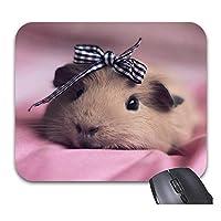 かわいいモルモットマウスパッドトレンディなオフィスデスクトップアクセサリー