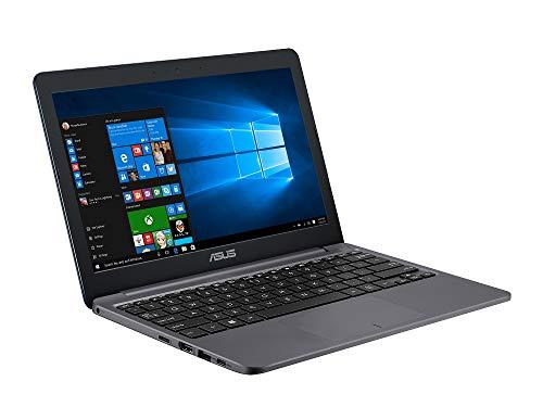 ASUS VivoBook Windows10/スターグレー/11.6型/超軽量/長時間駆動/32GB eMMC/Celeron N4000/4GB/R203MA-FD044T【日本正規代理店品】