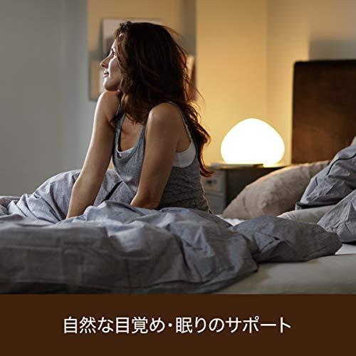 『【アウトレット品】Philips Hue ホワイトグラデーション シングルランプ(電球色~昼光色) 3個セット  E26スマートLEDライト3個  【【Amazon Echo、Google Home、Apple HomeKit、LINE対応】』の4枚目の画像