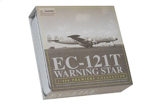 1:400 ドラゴンモデルズ 55673 ロックヒード EC-121T Warning スター ダイキャスト モデル USAF #30548 w/コレクター Tin【並行輸入品】