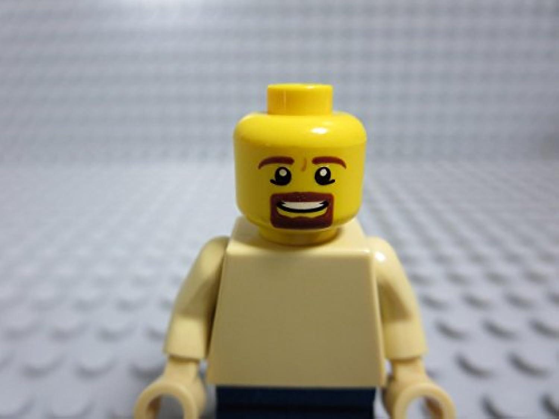 レゴ ミニフィグ 【ヘッド】 cpb852