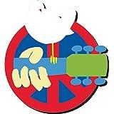 Magnet - Woodstock - Logo New Licensed Gifts Toys 95188