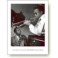 ジャズポスター ハワード・マギーとマイルス・デイヴィス William Gottlieb: Howard McGhee and Miles Davis