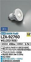 大光電機 LEDランプ LZA92760