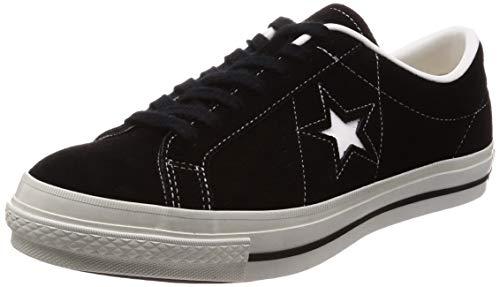 [コンバース] ONE STAR J SUEDE BLACK 23.5 cm
