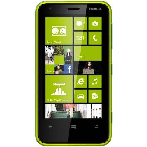 ノキアジャパン 《simフリー》Nokia Lumia 620 green 並行輸入品