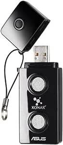 ASUSTek 高音質オーディオデバイス/XONAR U3 XONAR/U3
