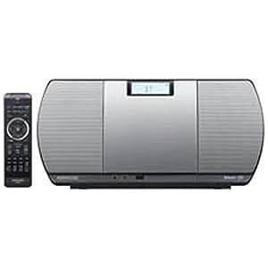ケンウッド Bluetooth機能搭載CD/USB対応ラジオ(シルバー)KENWOOD CR-D3-S