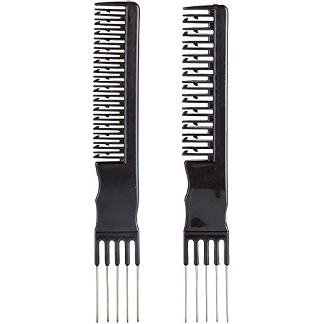 Home-X Volumizer Comb - Set of 2 [並行輸入品]