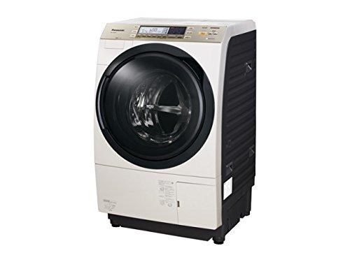 パナソニック 10.0kg ドラム式洗濯乾燥機【左開き】ノーブルシャンパンPanasonic エコナビ NA-VX8500L-N