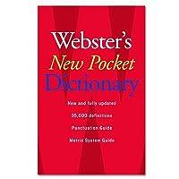 Webster's New Pocket Dictionary, Paperback, 336 Pages (並行輸入品)