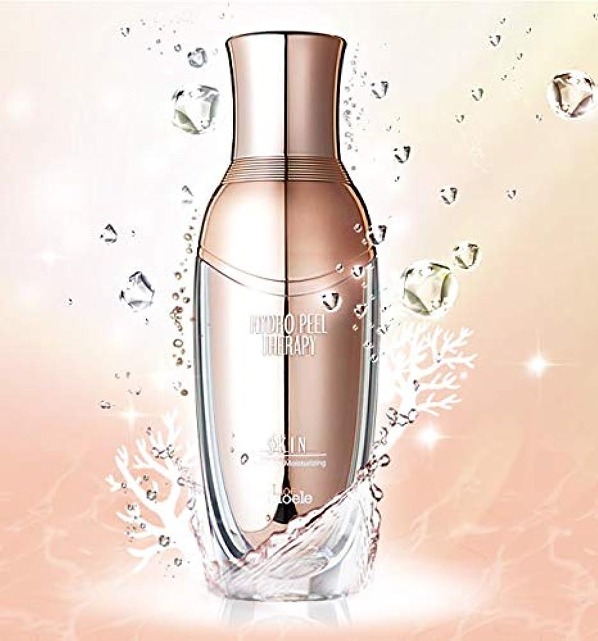 忠実ただシンクLioele (リオエリ) ハイドロ ピール テラピー スキン / 海洋深層水の豊富なミネラルでしっとり溶け込むスキン / Hydro Peel Therapy Skin (120ml) [並行輸入品]