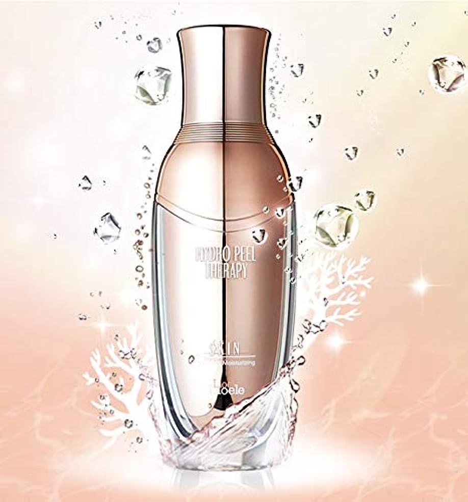 変換するアーサーコナンドイルぬれたLioele (リオエリ) ハイドロ ピール テラピー スキン / 海洋深層水の豊富なミネラルでしっとり溶け込むスキン / Hydro Peel Therapy Skin (120ml) [並行輸入品]