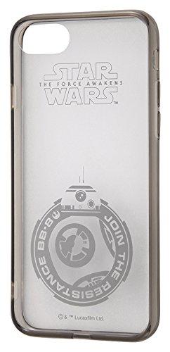 レイ・アウト iPhone 7 スター・ウォーズ ハイブリッド (TPU + ポリカーボネイト)ケース/BB-8 RT-SWP12U/B8