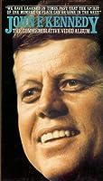 John F Kennedy The Commemorative Video Album [VHS] [並行輸入品]