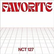 [A Ver.] NCT 127 - 3集リパッケージ 「Favorite」 (バージョン選択/CD+ブックレット+ブックマーク1種+ポストカード1種+ペンダントカード1種+フォトカード1種)+初回限定ポスター ★★Ks