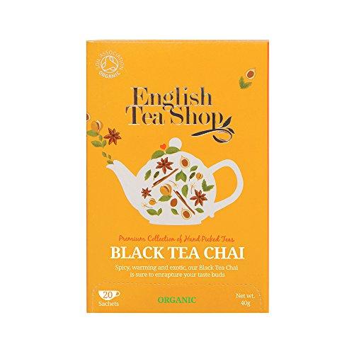 Black Tea Chai 20P ペーパーボックス...