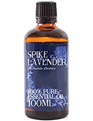 Mystic Moments | Spike Lavender Essential Oil - 100ml - 100% Pure