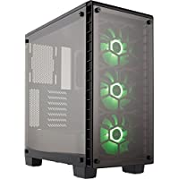 Corsair Crystal 460X RGB ミドルタワー型PCケース CS6657 CC-9011101-WW