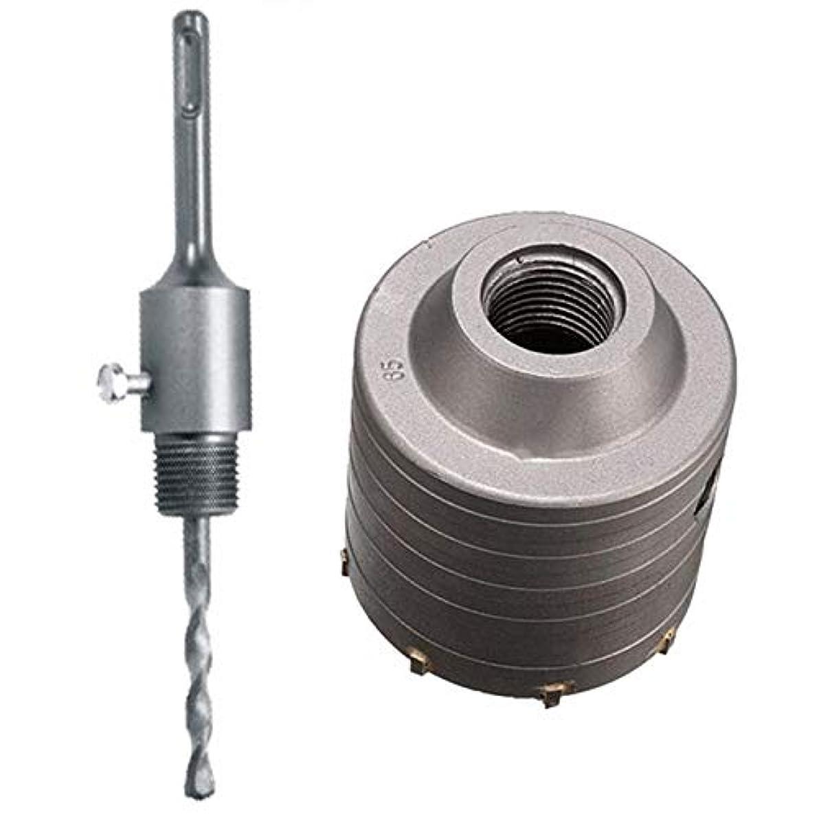 変更可能ご近所爪SNOWINSPRING 1セットsdsプラス80ミリメートルコンクリート穴のこぎり電気中空コアドリルビットシャンク110ミリメートルセメント石壁エアコン合金