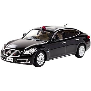 RAI'S 1/43 日産 シーマ ハイブリッド (Y51) 2013 警察本部幹部指揮車両 完成品